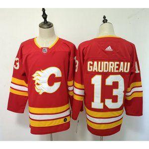 Calgary Flames Johnny Gaudreau Jersey